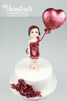 Lots of love - Cake by Valentina's Sugarland