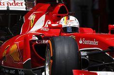 Ferrari Formula 1 driver Sebastian Vettel believes Mercedes is enjoying a bigger advantage than usual at this weekend's Spanish Grand Prix. RACER.com