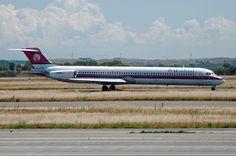 Meridiana MD-82 EI-CRH by caribb, via Flickr