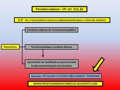 Penal - art.312 Peculato Culposo