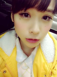 Miss Mio Masui of PASSPO  |  Twitter / miomasui: みなさま名古屋行き最終列車どうでしたか??( ›◡ु‹ )冴子 ...
