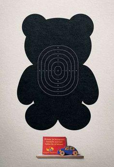 Pyschotic Practice Targets : killer targets
