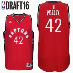 Find Jakob Poeltl Ronto Raptors 2016 NBA Draft Road Red Jersey Cheap To Buy  online or in Footseek. Shop Top Brands and the latest styles Jakob Poeltl  Ronto ... 693c96a26