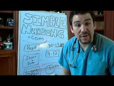 ▶ Trick to Remember Peak, Onset for Rapid and Long Term Insuli - YouTube