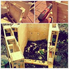 UPcycle | Build your own simple compost bin