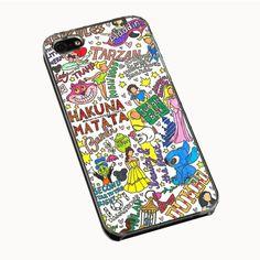 Collage Art Disney IPhone 6 | 6 Plus 4 4S 5 (S) 5C Case