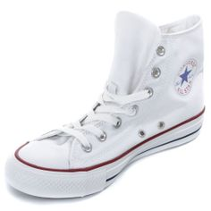69040e02a2 Converse All Star HI Top Canvas Pumps High Trainers Shoes Mens Womens UK  Size