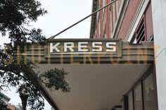 Vintage Storefronts in Savannah