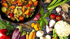 VEGETABLES: Smart ways to eat them every day!