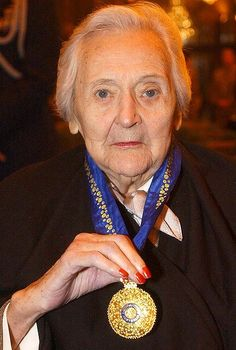 A new Zealander born, 'White Mouse' Nancy Wake. We never recognised her world war 2 exploits   the Australians (where she lived for much of her youth) did.