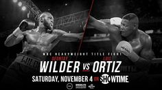 When is Deontay Wilder vs Luis Ortiz Fight? Do you want to watch Deontay Wilder vs Luis Ortiz fight live stream? Here is all the info about the Deontay Wilder vs Luis Ortiz, Full Fight Card, TV Info, Live Stream and more. Joshua Parker, Anthony Joshua Vs, Barclays Center, Boxing Club, Boxing News, King Kong, Combat Boxe, Ufc Live, Bronze Bomber