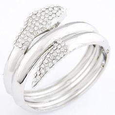 lovely perty Jewelery online,skinny Jewelery Jewelery buying fashion jewelry,how to buy fashion Jewelery, Snake Bracelet, Bangles, Bracelets, Wholesale Fashion, Silver Color, Jewelery, Fashion Jewelry, Gems, Wedding Rings