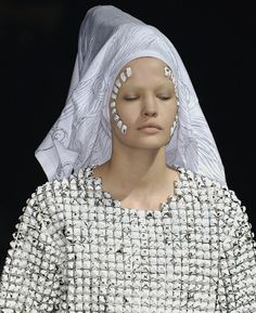 Undercover S/S 06 Undercover, Couture Fashion, Textiles, Costumes, Embroidery, Fabric, Photography, Inspiration, Fashion Brands