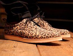 Caminando Leopard Nolita Low by Ronnie Fieg