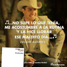 El aferrado - Julión Alvarez