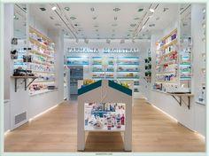 Diseño interior 4 Farmacia Magistral, Murcia
