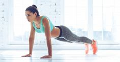What will happen ifyou start doing planks every day?