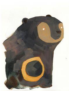 A bear by Duffzilla on deviantART