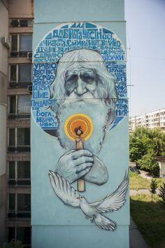 One of the thousand Bulgarian heroes - Grandpa Dobri!
