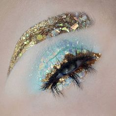 BROW INSPIRATION : DECORATED BROW 8