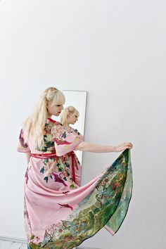 DIY | Cut & Sew Kimo