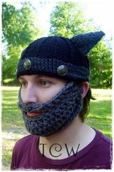 beard hats!