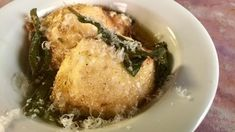Ricotta Gnudi with Brown Butter and Sage Recipe | The Chew - ABC.com