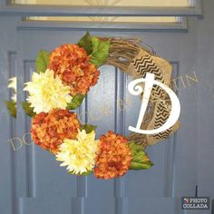 Door Decor by Kristin