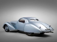 1938 Talbot-Lago T23 Teardrop Coupe