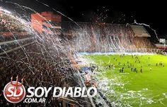 Hinchada de Independiente www.soydiablo.com.ar
