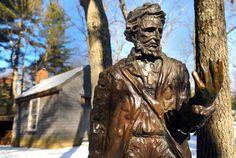 Hoy se cumplen 200 años del nacimiento de Thoreau - https://www.actualidadliteratura.com/hoy-se-cumplen-200-anos-del-nacimiento-thoreau/