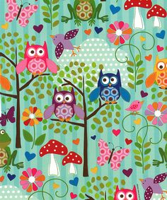 Look what I found on #zulily! What a Hoot Gift Wrap - Set of Two by The Gift Wrap Company #zulilyfinds