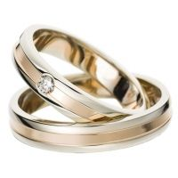 Jewellery and Watches Online Shop Order high-quality 585 gold wedding rings online in our online sho Platinum Wedding Rings, White Gold Wedding Rings, Diamond Wedding Rings, Gold Rings, Pink Rings, Bijoux Or Rose, Wedding Rings Online, Wedding Ring Designs, Womens Wedding Bands