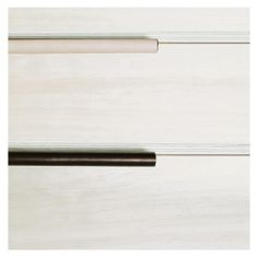 Leather Pull Recessed | Natural