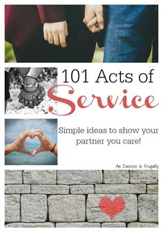 My husband& Love Language is Acts of Service. Mine is Words of Affirmation. How do we keep the romance alive? I learned to SHOW him how much he means to me, and came up with a great list of 101 Acts of Service to share with you all! Saving Your Marriage, Save My Marriage, Marriage Relationship, Marriage And Family, Happy Marriage, Marriage Advice, Marriage Retreats, Failing Marriage, Divorce