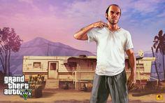 GTA V Trevor Cutthroat HD Wallpaper - http://www.hdwallpaperuniverse.com/gta-v-trevor-cutthroat-hd-wallpaper/