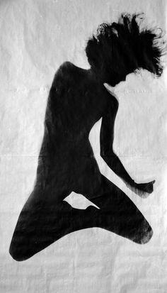 Nudogramm,-1964 by Floris Neusüss