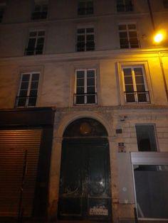 Rue de Cléry, à Paris, chez Mme Vigée le Brun