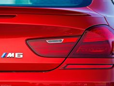 BMW M6 Coupe US-Version - Head / Tail Lamps, 2013