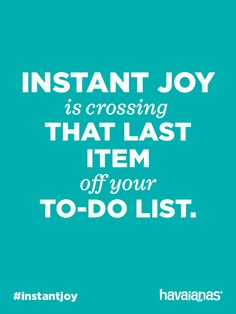 Feels so good, doesn't it? What's your #InstantJoy?