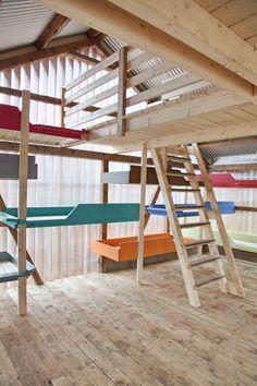 Hudøy boat house by Snohetta