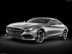 Mercedes Benz S coupe 2013