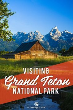 why you'll fall in love with Grand Teton National Park Grand Teton National Park has a plethora of activities to do and natural wonders to see.Grand Teton National Park has a plethora of activities to do and natural wonders to see. Us National Parks, Grand Teton National Park, Yellowstone National Park, Vacation Destinations, Dream Vacations, Vacation Spots, Vacation Ideas, Cross Country, Places To Travel