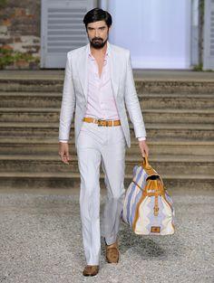 Roberto Cavalli Spring/Summer 2012 Men's Fashion Show - Look 11