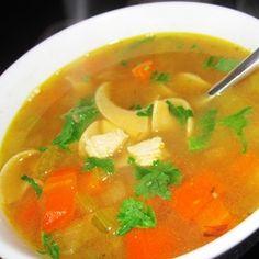 Diabetic recipes chicken noodle soup
