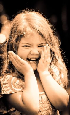A happy little Danika at the Offutt AFB near Omaha, Nebraska • photo: Rik Ruff on Flickr