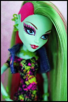 Venus   #MonsterHigh
