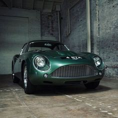 This Aston Martin DB4 GT by Zagato is for sale for $16 million.
