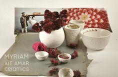 #ceramics #porcelain #handmade #gold #heirloom #vase #cup #tea #teacup #coffee #coffeecup #bowl #condiment #flowers #travel #photographer #slowlife #foodstyling #wabisabi #@jeppmars #creditphotomarieroura #myriamaitamarceramics