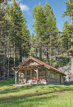 Small Cabin Restoration - Cabin Life Magazine